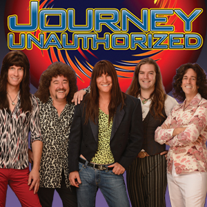 Journey Unauthorized