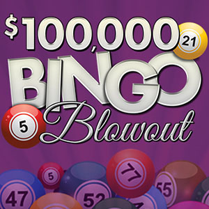 $10,000 Bingo Blowout